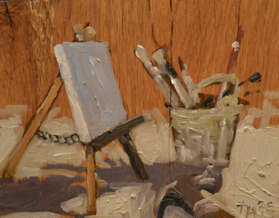 Studio 2, Thomas Mullany