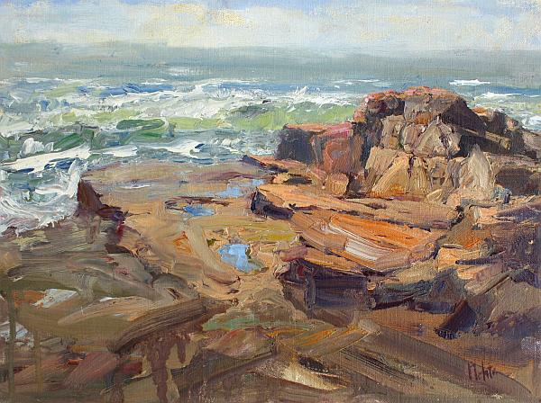 Maine-Painting