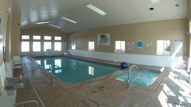 Indoor Pool!
