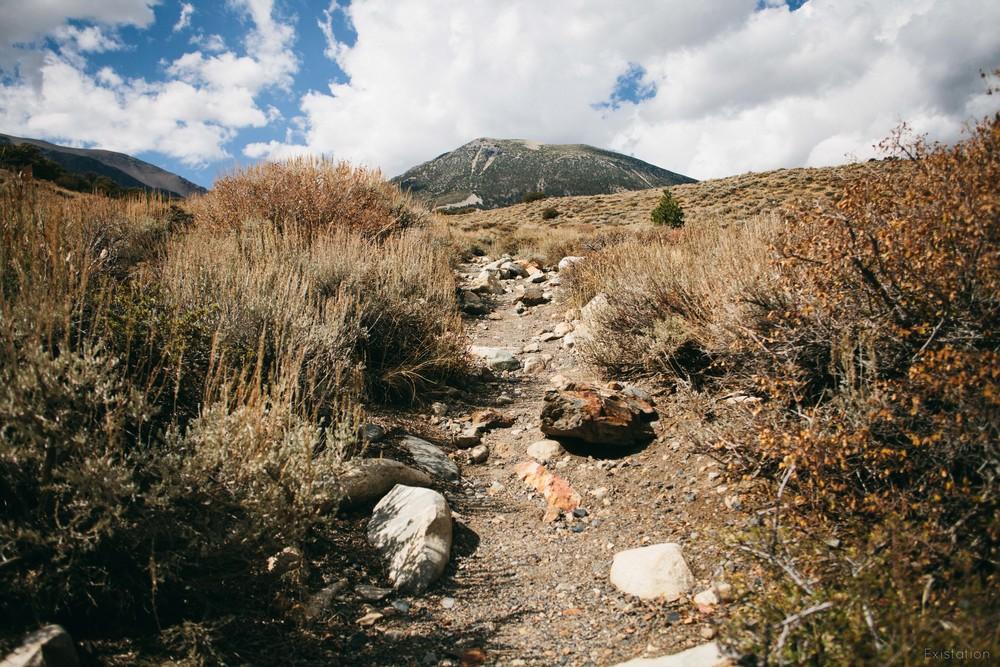 parker lake trail june lake loop