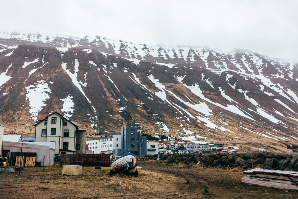 isafjordur iceland westfjords
