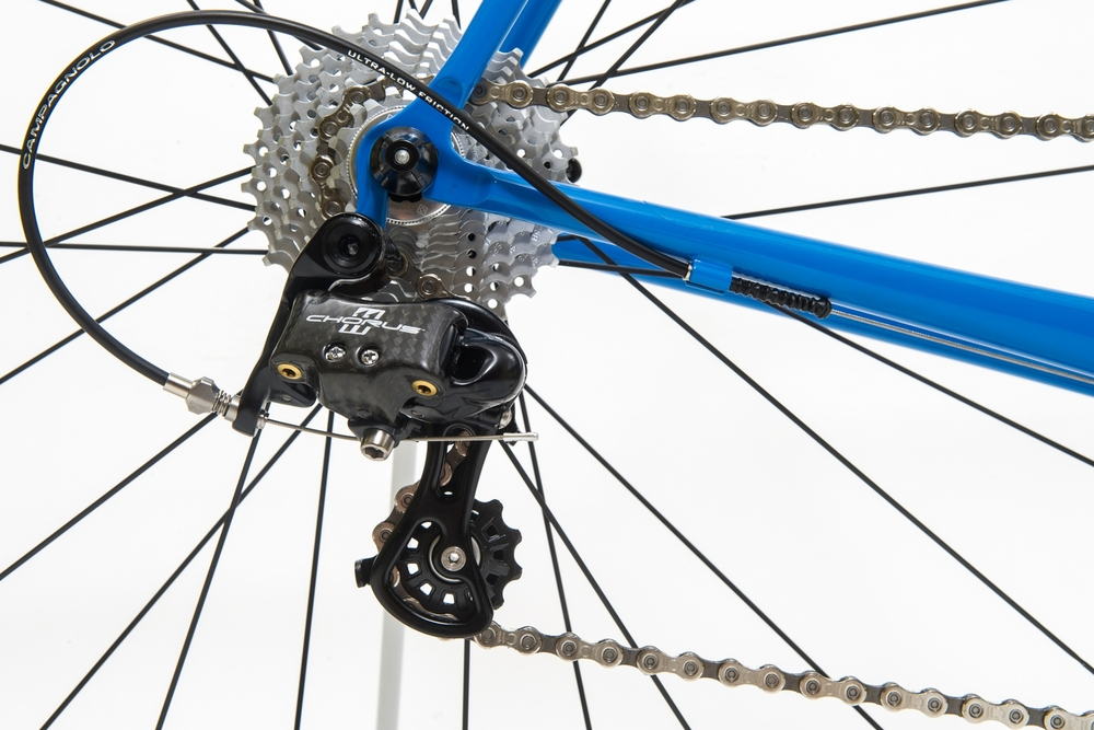 Chorus 11 speed drivetrain