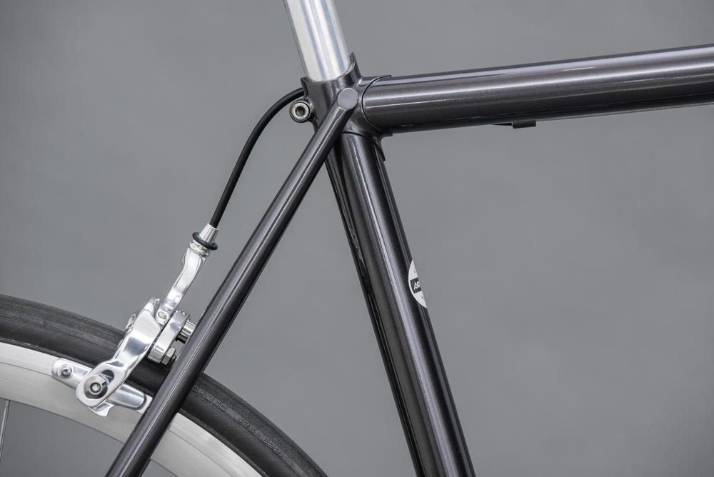 Modern Lugged Steel — Seneca Cycle Works