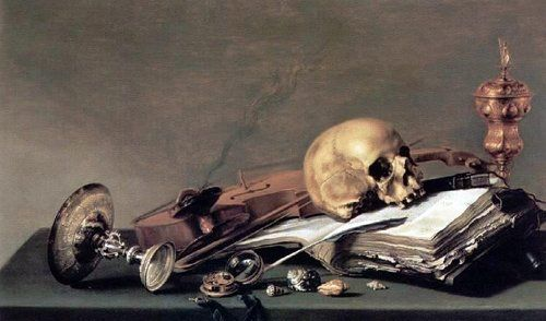 Vanitas by Jan Davidzoon de Heem.