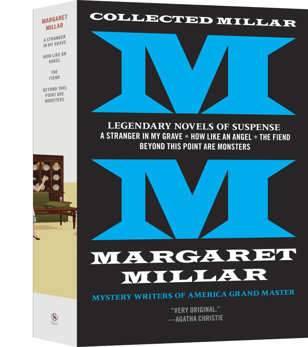 COLLECTED MILLAR: LEGENDARY NOVELS OF SUSPENSE