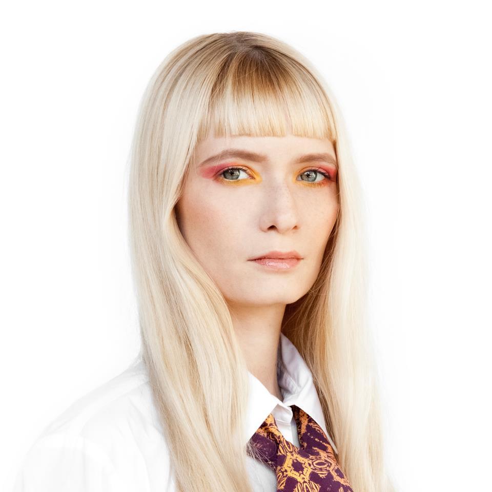 Designer Pauline Gorelov