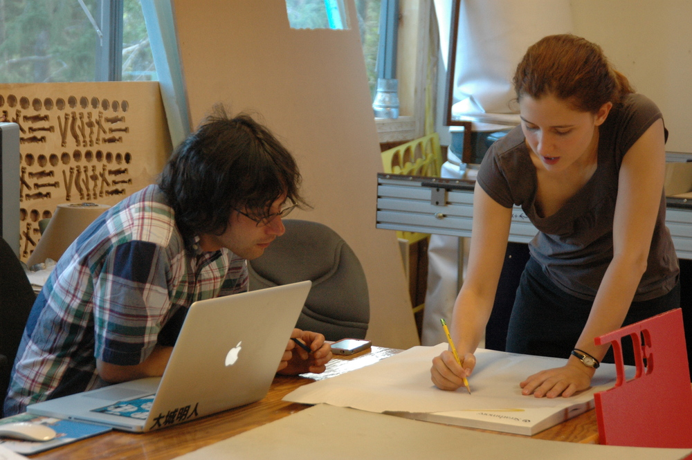 Haystack fab lab_session instruction_2012.JPG