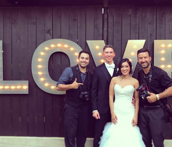 Zachary & Joy Wedding