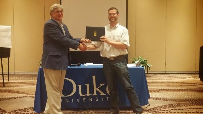 Executive Director attends Duke Nonprofit Management Program ...