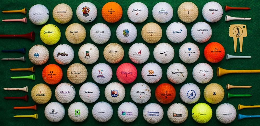 Over a long period of time, these golf balls were collected by my father-in-law. I'll never know the stories behind them, but collectively they come together to tell a story of a life well lived. Shot on a Canon 5D Mark III - 50mm 1.2L @ f/5.6 - OCF / Speedlite 600 - Kodak Ektachrome 64
