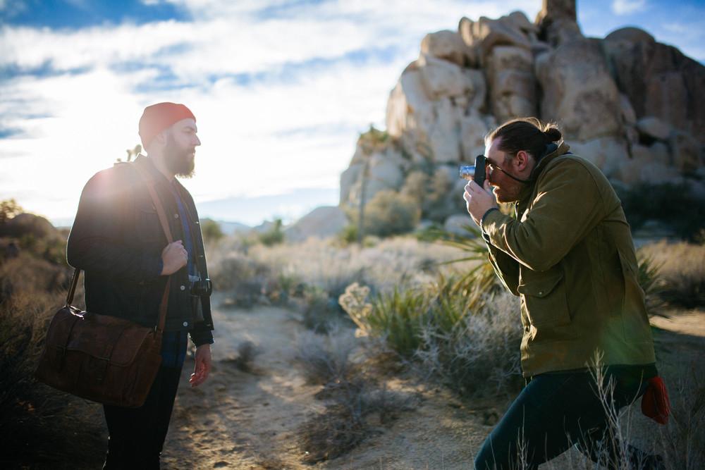 Benjamin Hewitt | Tampa, Florida Photographer | Wedding & Portrait Photography | Joshua Tree, California | Heck Yeah Photo Camp