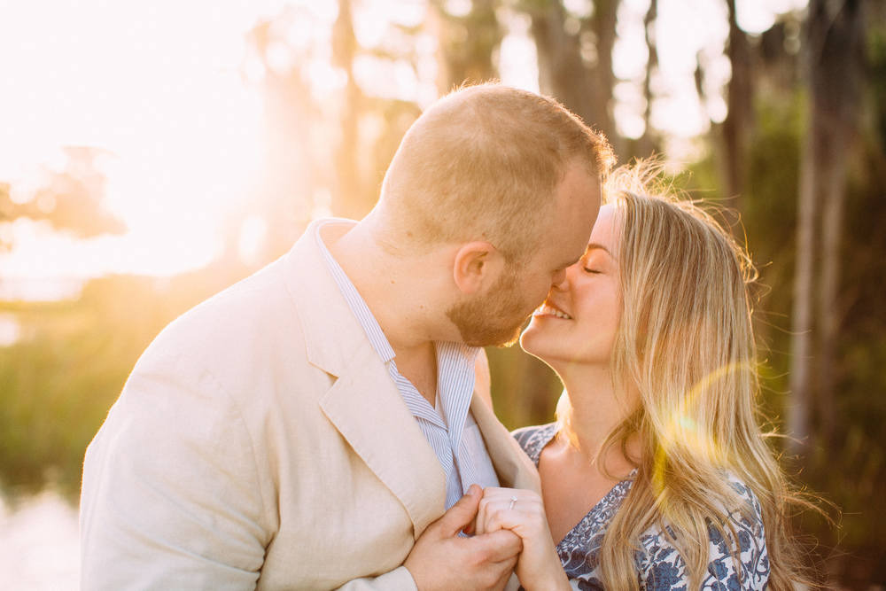 Kailee & Wade | Proposal | Windermere, Florida | Benjamin Hewitt Photography