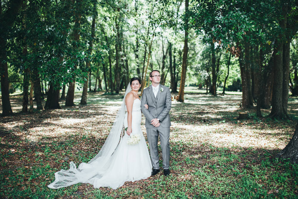 Shannon & Robert | Wedding | Highland Manor - Apopka, Florida | Benjamin Hewitt Photography
