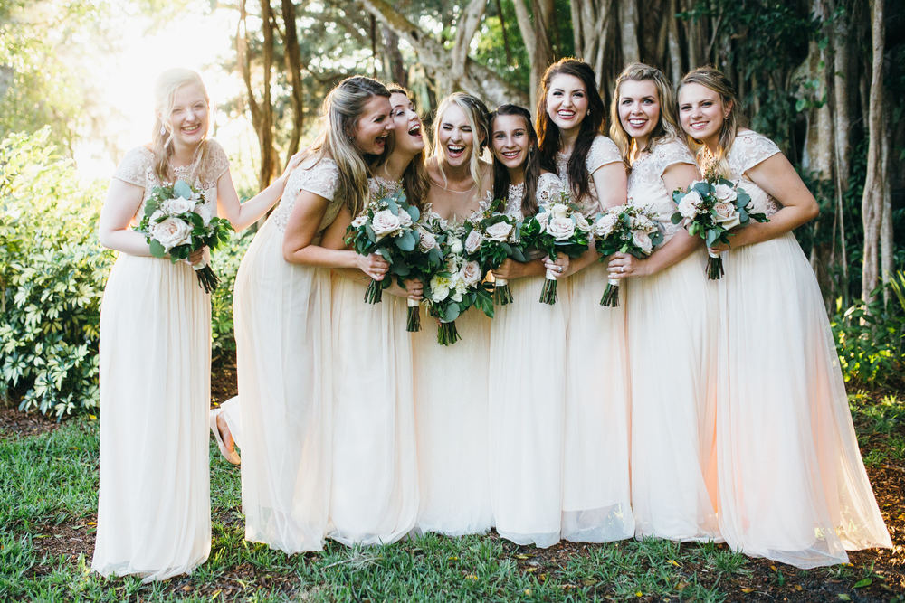 Holly & Caleb | Wedding | Powel Crosley Estate | Sarasota, Florida | Benjamin Hewitt Photography