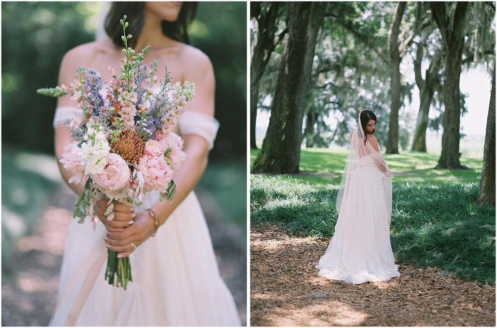 Bok Tower Gardens   Florida   Bridal Session   Wedding