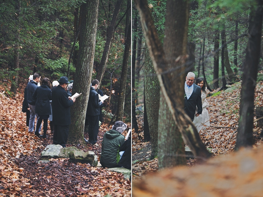 Mountainside Tennessee Wedding