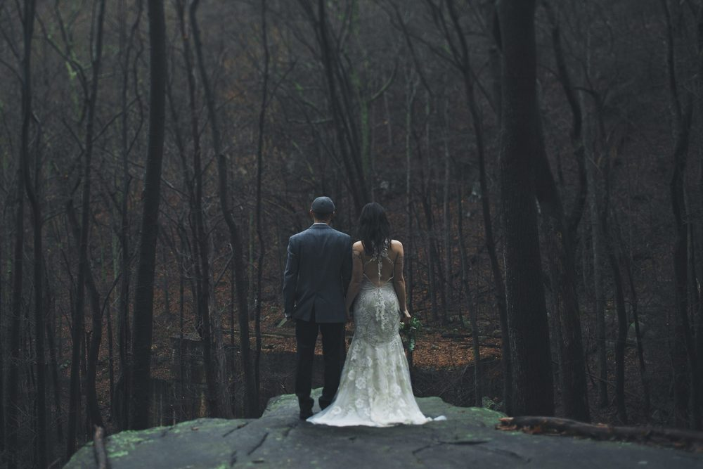 Tennessee Intimate Mountain Wedding