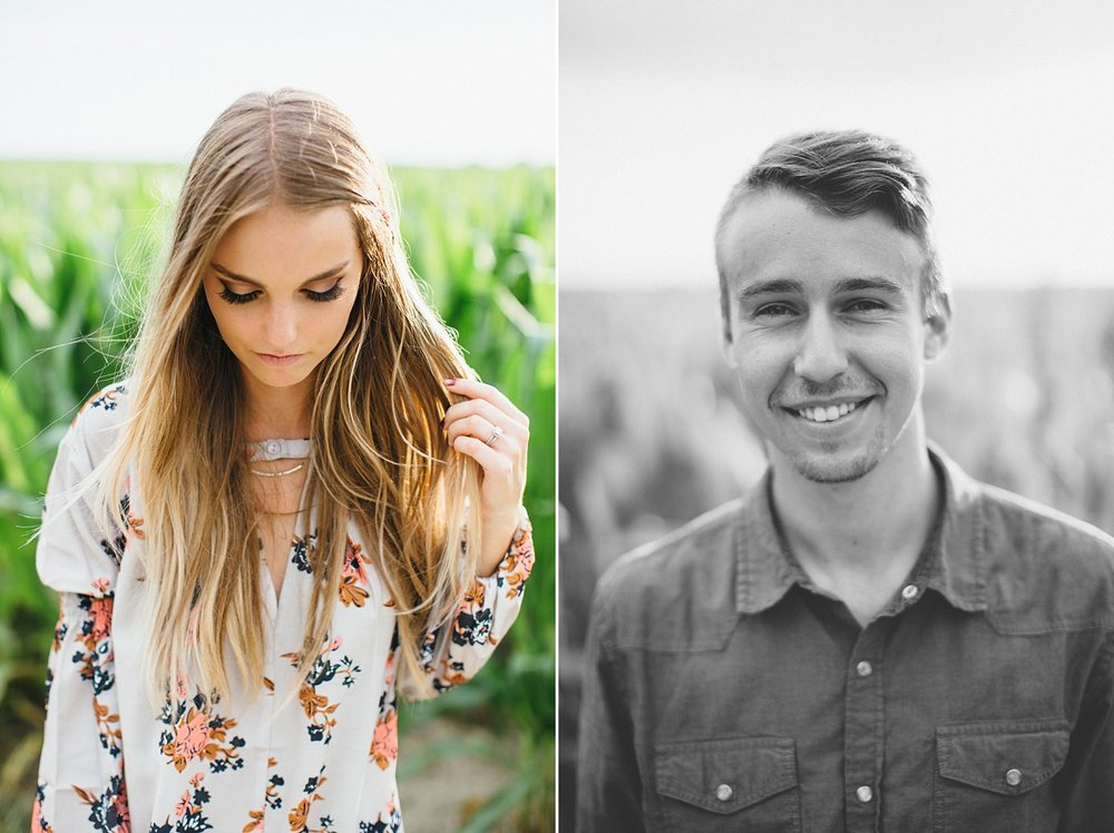 Benjamin Hewitt Photography | Caves and Cornfields Engagement Session | Florida Wedding Photographer