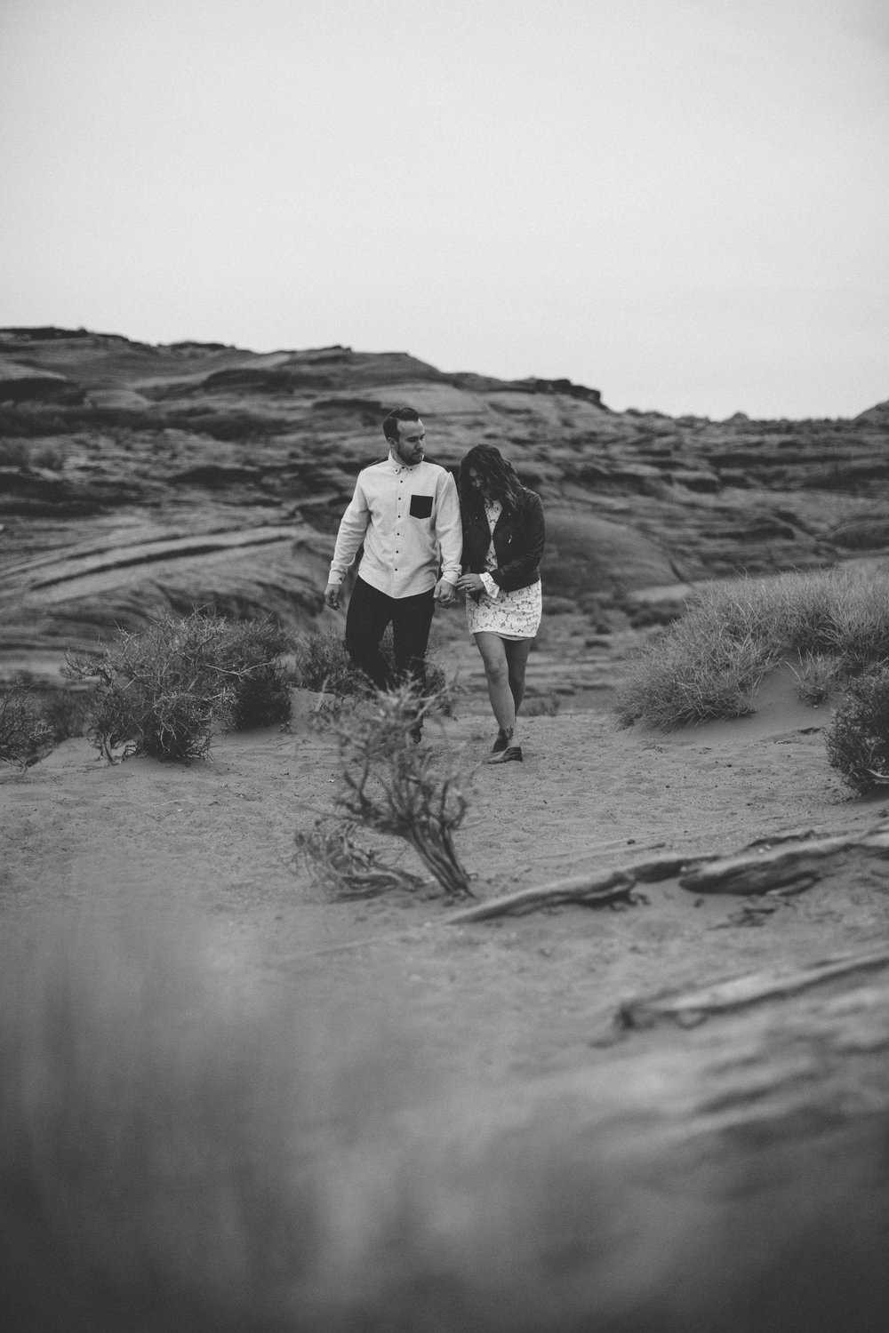 Arizona Engagement Session | Benjamin Hewitt Photography | Horseshoe Bend