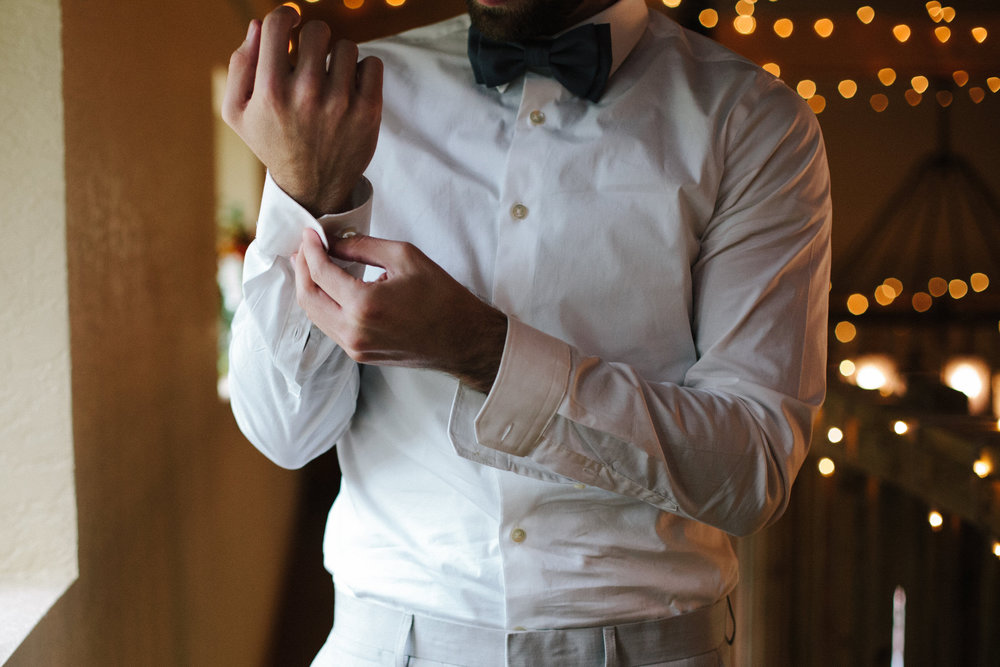 Groom Getting Ready Plant City Florida Wedding Photographer Benjamin Hewitt Photography