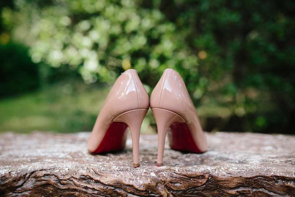 Bride Shoes Plant City Florida Wedding Photographer Benjamin Hewitt Photography