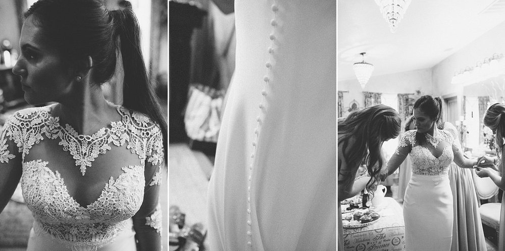 Bride Getting Ready Plant City Florida Wedding Photographer Benjamin Hewitt Photography