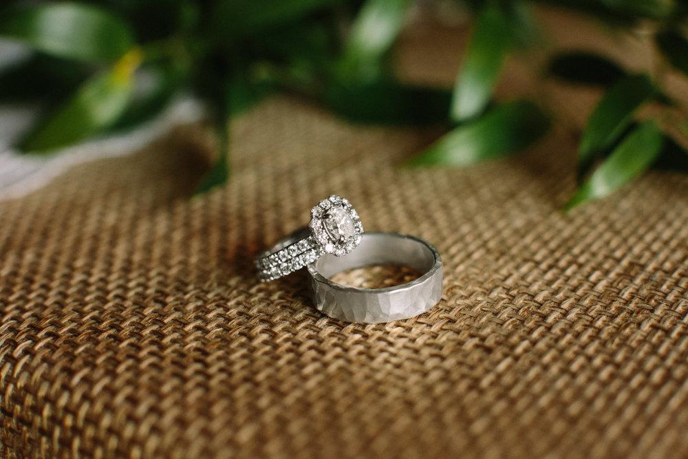 Wedding Rings | Florida Rustic Barn Weddings | Plant City, Florida Wedding Photography | Benjamin Hewitt Photographer