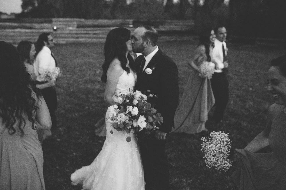 Bridal Party | Florida Rustic Barn Weddings | Plant City, Florida Wedding Photography | Benjamin Hewitt Photographer
