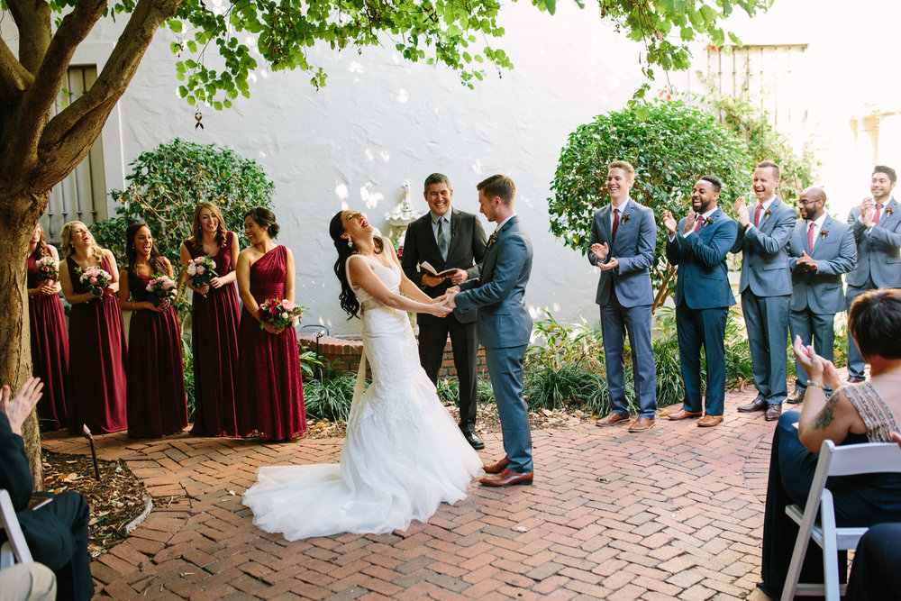 St. Pete Wedding | Museum of Fine Arts | Benjamin Hewitt Photography