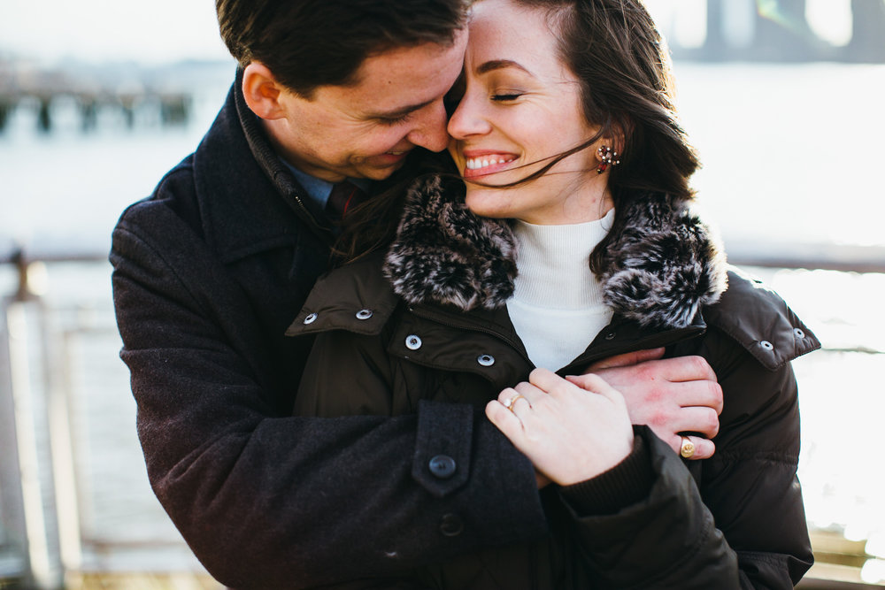 New York City Engagement Pictures | Benjamin Hewitt Photography