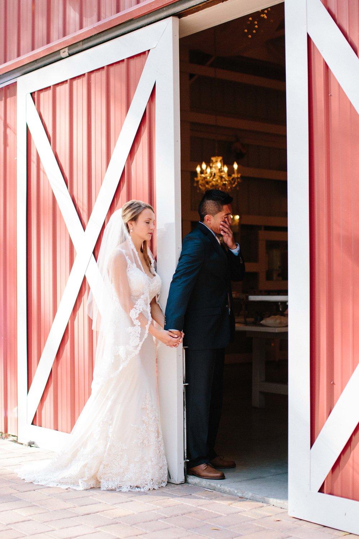 Shabby Chic Wedding Barn | Brookesville, Florida