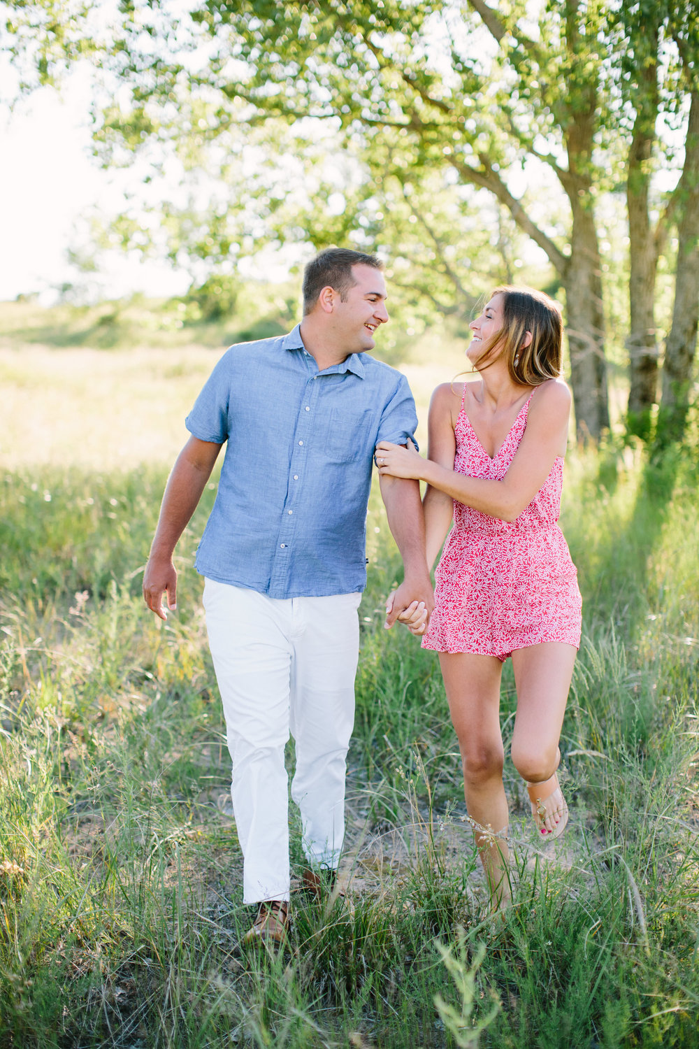 Sleeping Bear Dunes | Traverse City, Michigan Engagement Session | Benjamin Hewitt Photography