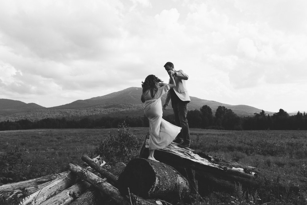Vermont Wedding | Burke Mountain | Benjamin Hewitt Photography