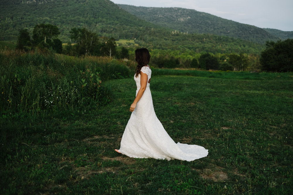 Vermont Wedding Photographer | Burke Mountain | Benjamin Hewitt Photography