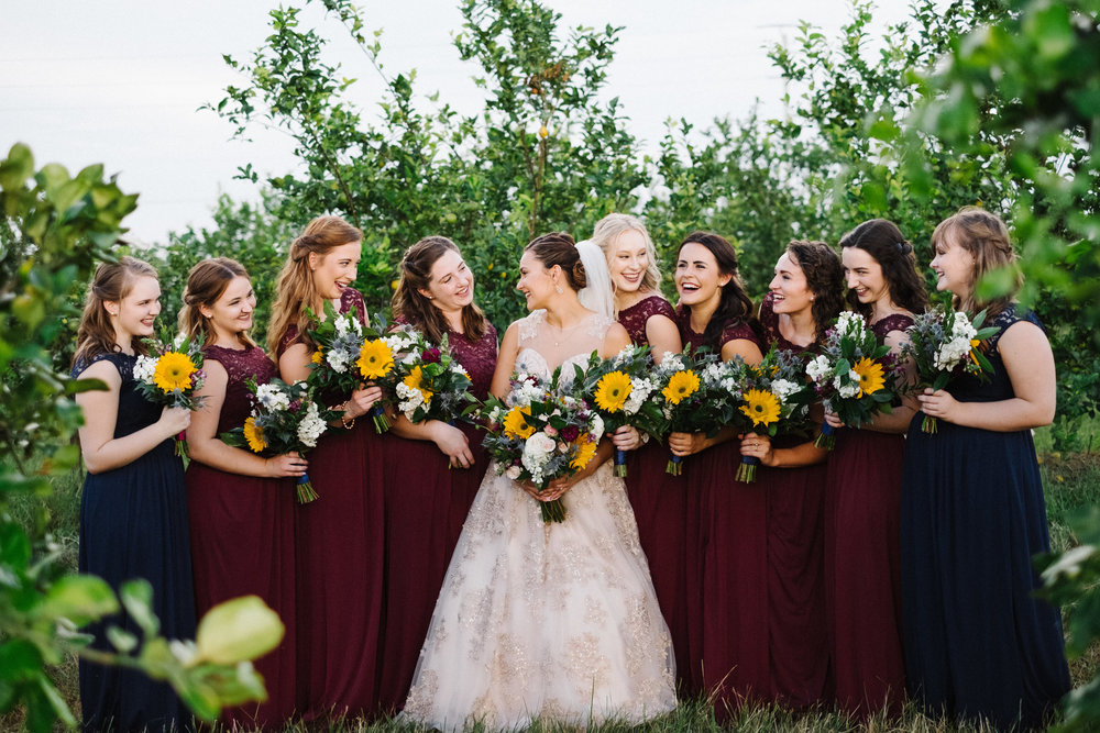 The Pavilion at Mixon Farms Wedding | Benjamin Hewitt Photography | Sarasota, Florida Wedding Photographer