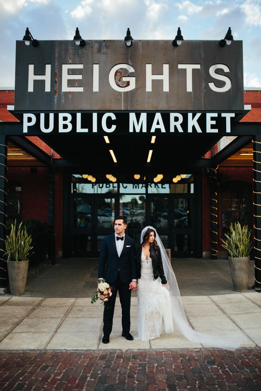 Armature Works Wedding Heights Public Market Tampa Florida