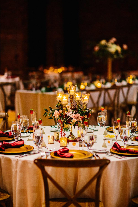 Wedding Reception Inspiration Armature Works Tampa