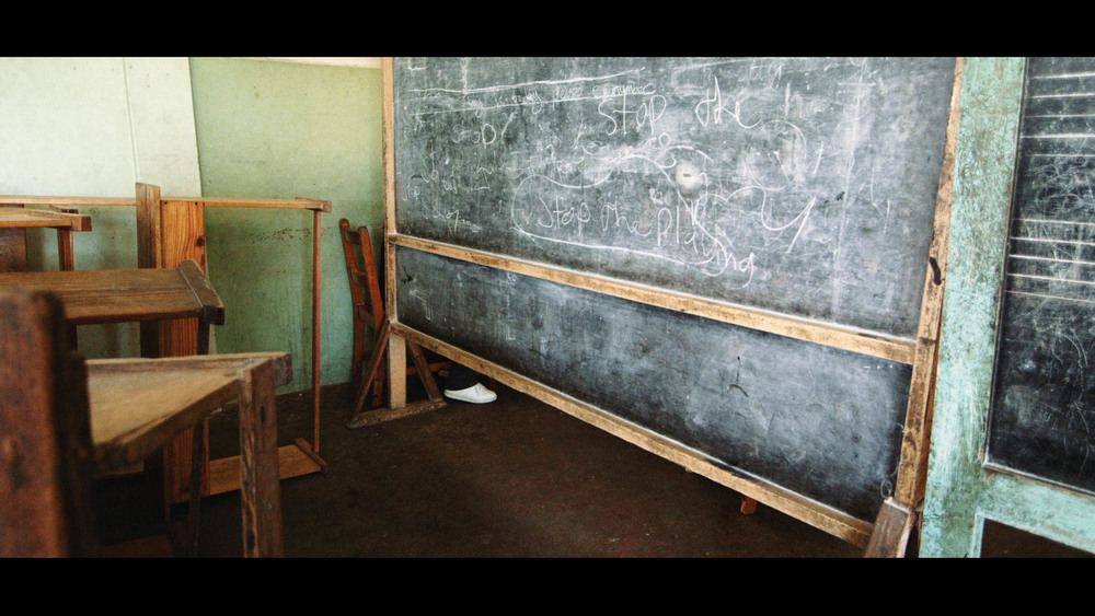 Chalk boards, Park Hill School - Video Still