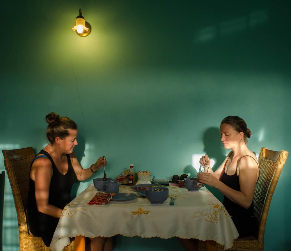 Dinner Nice Light