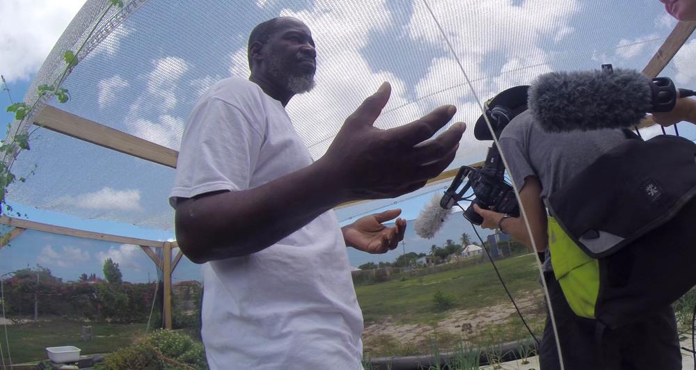 Filming with John - Video Still, Nuin-Tara Key