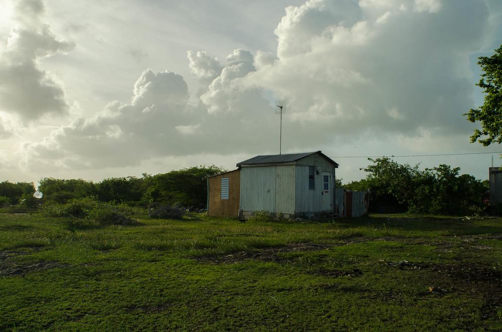 House, Barbuda - Photo, Tom Miller