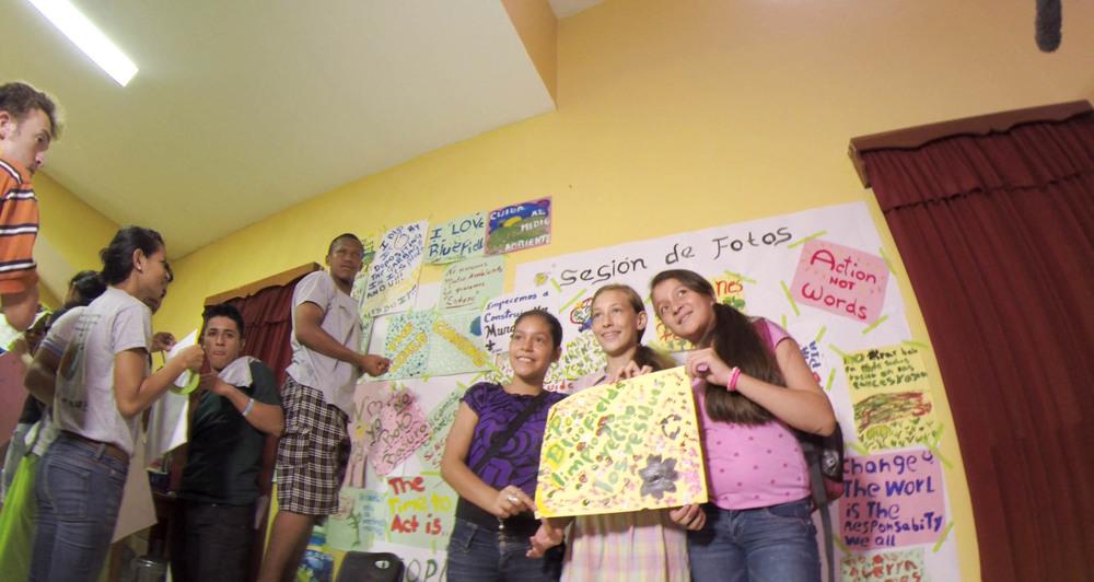 Presenting Paintings