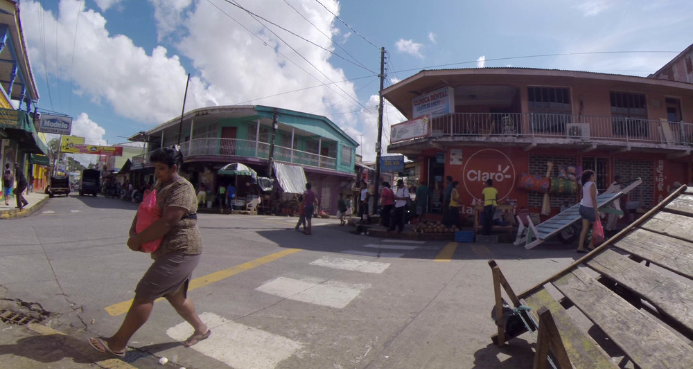Downtown Bluefields - video still, Tom Miller