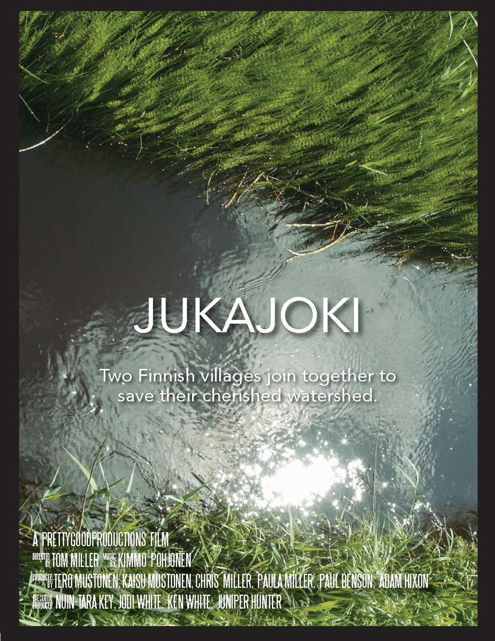 Jukajoki poster