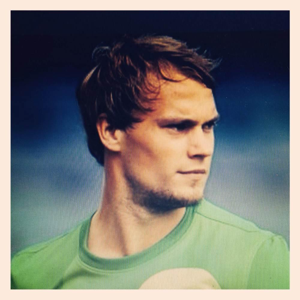 Scunthorpe United goalkeeper Sam Slocombe