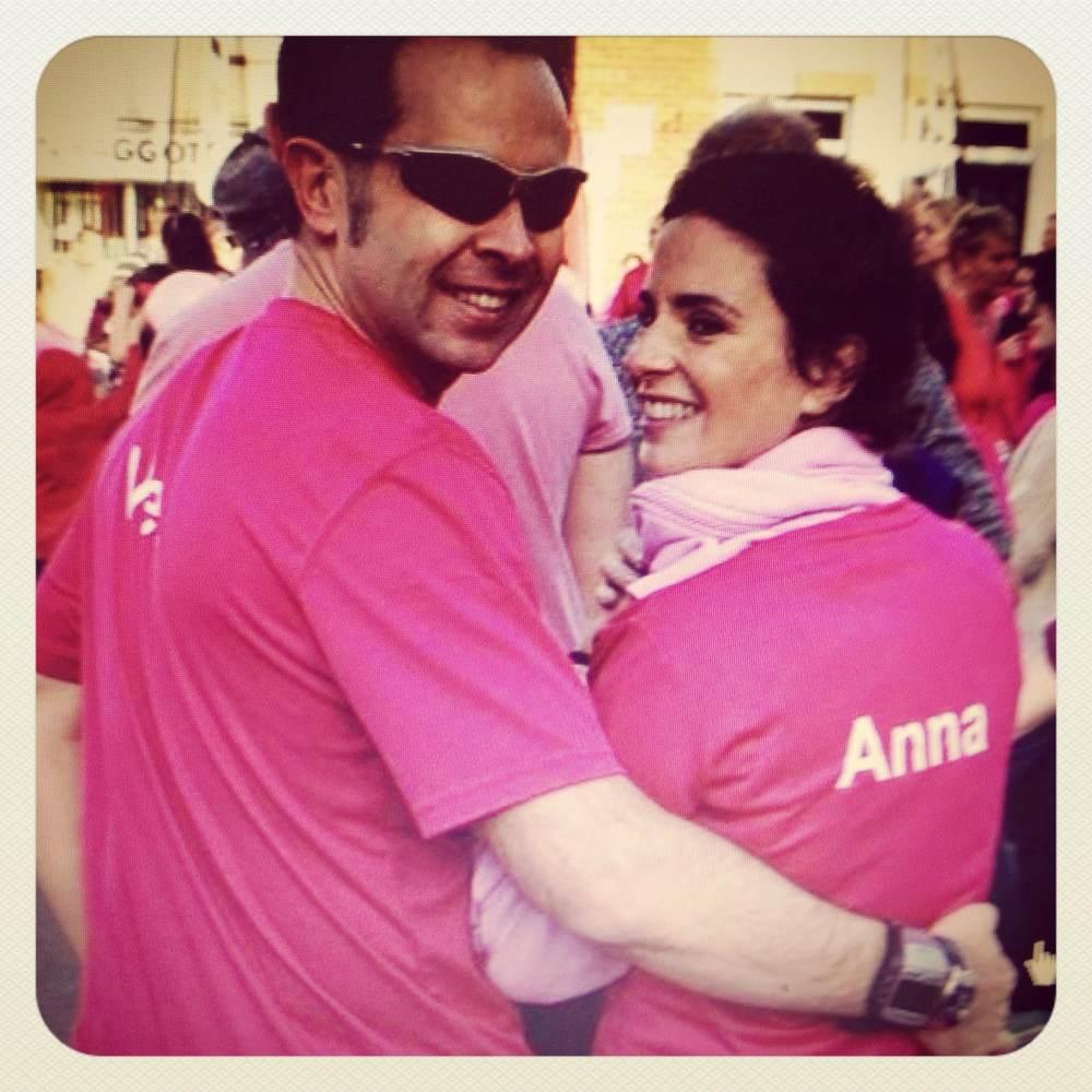 Anna & Paul Verrico, Sunday 29th September 2013.