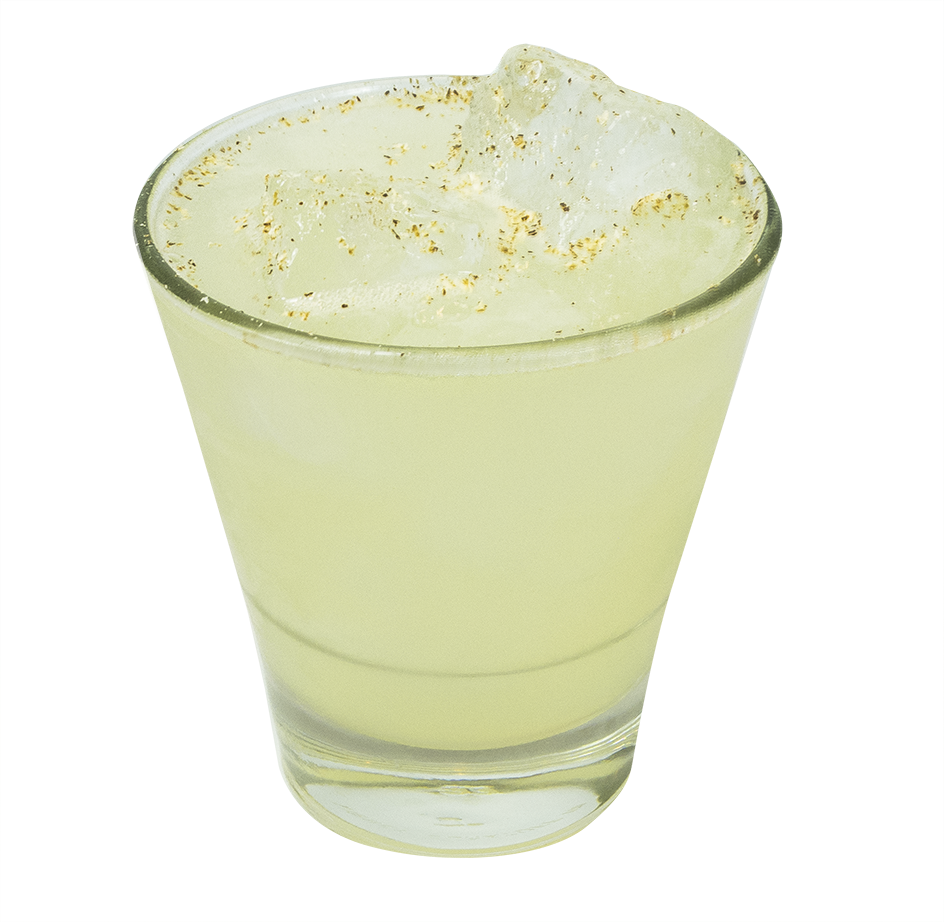 50ml Bath Gin 25ml Ginger Wine 25ml Lime juice 25ml Velvet Falernum
