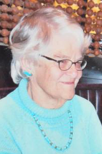 Sarah McInteer Bekker, 1923-2013