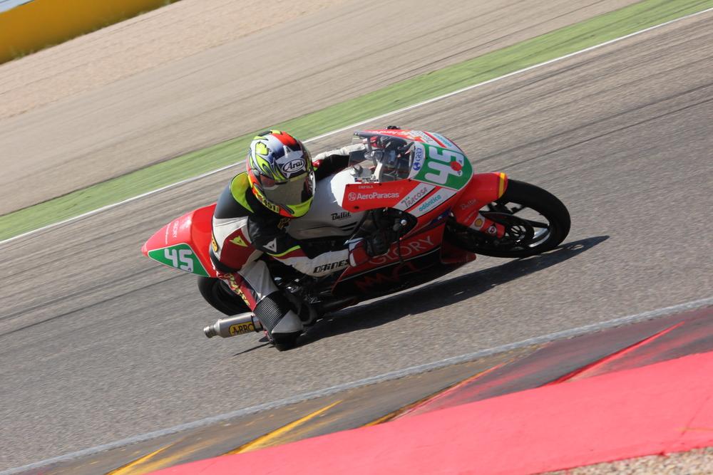Spanish Moto4 | Bullit Motorcycles | Motorland Aragon