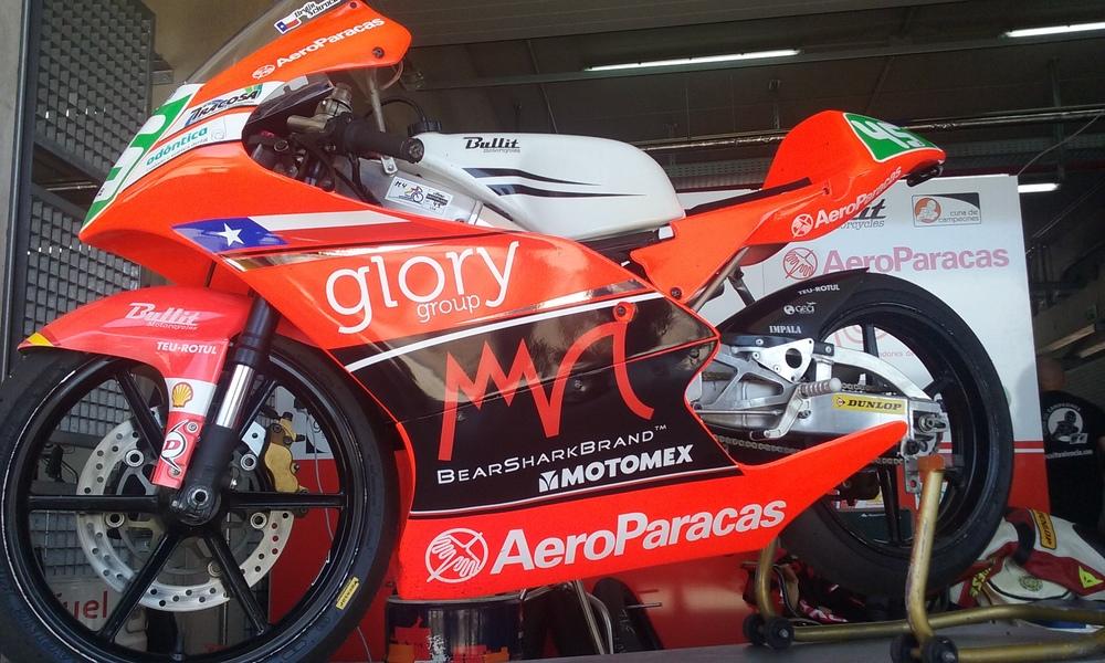 Spanish Moto4 | BearShark Brand | Motorland Aragon
